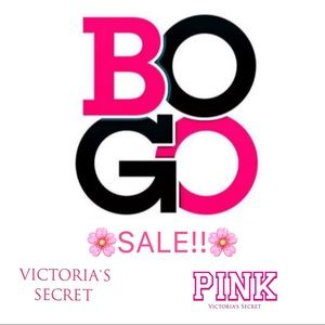 Buy 1 Get 1 FREE All Victoria's Secret Items!!